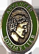 Advanced Sommelier-Badge