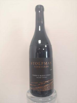 Stolpman Vineyards - Rubens Block Syrah 2013
