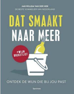 Dat smaakt naar meer - Jan-Willem van der Hek